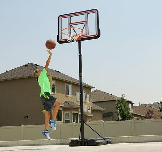goaliath basketball hoop installation instructions