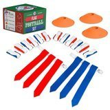 Play Platoon Flag Football Deluxe Set, 14-Player