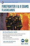 Firefighter I & II Exams and Flashcard Book Research & Education Association
