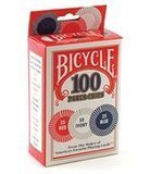 Bicycle Poker Chips - 100 Count