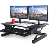 ApexDesk 36-Inch ZT Series Two Tier Desk Riser