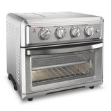 Cuisinart Silver Convection Toaster and Oven Airfryer