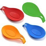 iNeibo Kitchen Silicone Spoon Rest