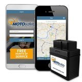 MOTOsafety MPAAS1P1 OBD GPS Vehicle Tracker Device