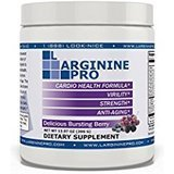 L-Arginine Pro L-Arginine Supplement plus L-Citrulline, Vitamins, and Minerals