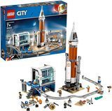 LEGO Deep Space Rocket Building Kit