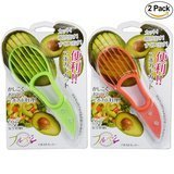 Comkit 3 in 1 Avocado Slicer and Pitter