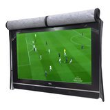 "A1Cover Outdoor 55"" TV Set Cover, Scratch Resistant Liner"