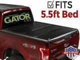Gator FX3 Hard Folding Tonneau Truck Bed Cover