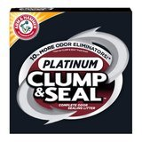 Arm & Hammer Clump and Seal Platinum Litter