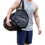 Athletico Mesh Dive Duffel Bag
