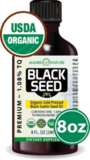 Madre Nature Black Seed Oil