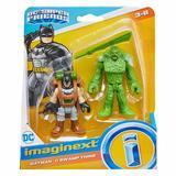 Fisher-Price Imaginext DC Super Friends: Batman & Swamp Thing