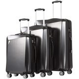 Coolife PC+ABS Luggage Set
