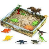 CoolSand 3D Sand Box – Kinetic Play Sand