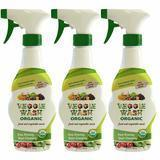 Veggie Wash Organic Fruit and Vegetable Wash