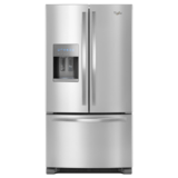 Whirlpool French Door 25 cu. ft. Refrigerator