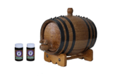 Deep South Barrels American White Oak Barrel Whiskey Kit