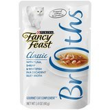 Purina Fancy Feast Broths Classic Multipack (16 1.4 oz. pouches)