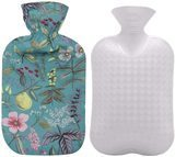 Fashy Hot Water Bottle with Cotton Cover