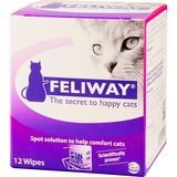CEVA Animal Health Feliway Wipes, 12-Count