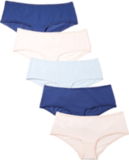 Iris & Lilly Cotton Hipster Panty