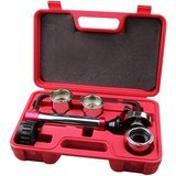 Kauplus Radiator And Cap Test Kit Cooling System Pressure Test Kit