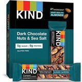KIND Dark Chocolate Nuts and Sea Salt