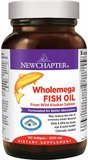 New Chapter Wholemega Whole Fish Oil