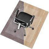 Office Marshal Chair Mat with lip for Hard Floors