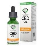 Diamond CBD Unflavored CBD Oil, 550 milligrams