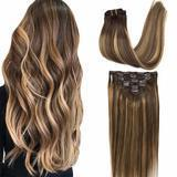 GOO GOO Clip-In Hair Extensions