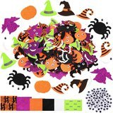 Outus Halloween Foam Craft Stickers