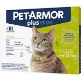 PetArmor Plus Flea & Tick Prevention for Cats