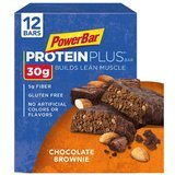 PowerBar Protein Plus 30g, Chocolate Brownie