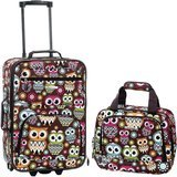 Rockland Rockland Luggage Set