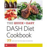 Rockridge Press Quick & Easy DASH Diet Cookbook