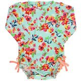 RuffleButts Girls One-Piece Swimsuit