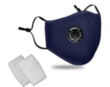onegoodcar Dust Mask with 2-piece Filters
