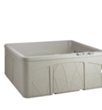 LifeSmart Spas Retreat DXL 5-Person Plug and Play Hot Tub