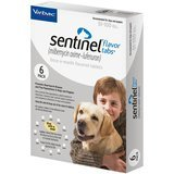 Sentinel Flavor Tablets for Dogs, 51-100 Pounds