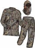 HECS 3-Piece Camouflage Hunting Suit