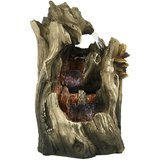 Sunnydaze Decor Cascading Caves Waterfall Tabletop Fountain