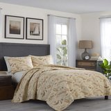 Tommy Bahama Map Quilt Set