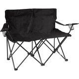 Trademark Innovations Love Seat Camp Chair