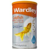 Wardley Goldfish Small Floating Pellet Food