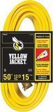 Yellow Jacket Heavy-Duty Contractor Extension Cord (50 Feet)